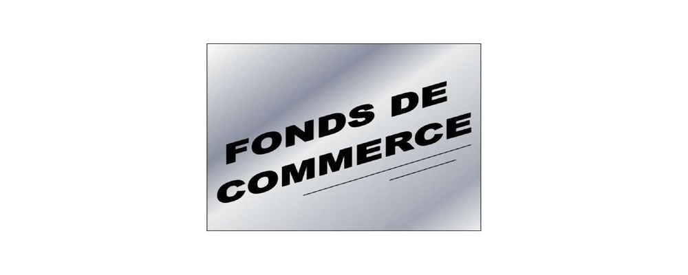 acte vente fonds de commerce
